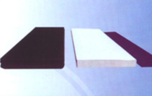 生产超高分子聚乙烯板时的五点成型性能